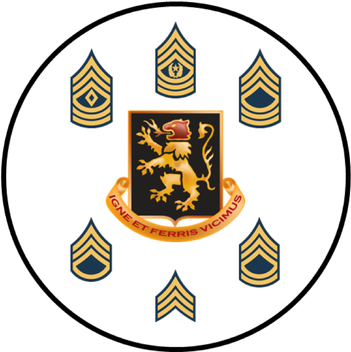 1st Battalion, 640th Regiment (NCO Academy)